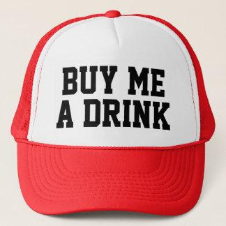 """Boné Chapéu engraçado do camionista: """"COMPRE-ME UMA"""