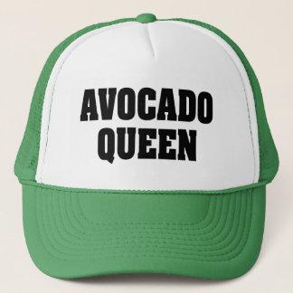 Boné Chapéu engraçado do camionista da rainha do