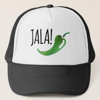 Boné Chapéu engraçado do camionista do Jalapeno do