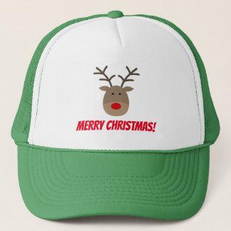 Boné Chapéu engraçado do partido do Feliz Natal com
