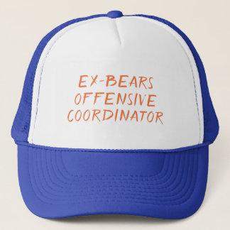 Boné Chapéu engraçado dos ursos