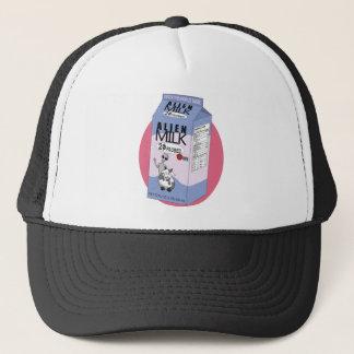 Boné Chapéu estrangeiro do leite