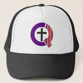 Boné Chapéu estranhamente cristão do logotipo