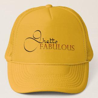 Boné Chapéu fabuloso do ouro do gueto