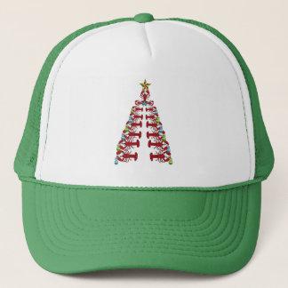 Boné Chapéu feio do partido bonito da árvore de Natal