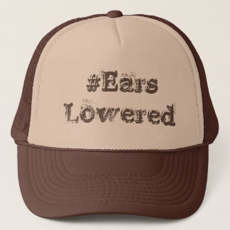 Boné Chapéu feito sob encomenda #EarsLowered do