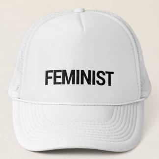 Boné Chapéu feminista