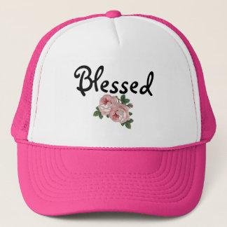 Boné Chapéu floral abençoado do camionista