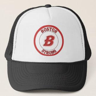 Boné Chapéu forte do camionista de Boston