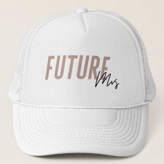 Boné Chapéu futuro da Sra. Chapéu | Bachelorette - rosa