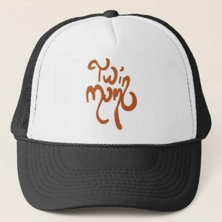 Boné chapéu gêmeo da mamã