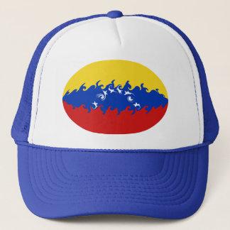 Boné Chapéu Gnarly da bandeira de Venezuela