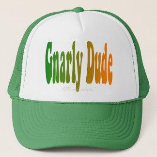 Boné Chapéu Gnarly do gajo de KRU