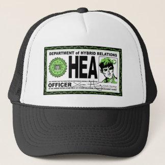 Boné Chapéu híbrido do crachá da terra HEA