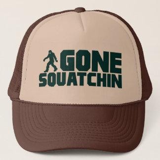 Boné chapéu IDO Bobo do vintage SQUATCHIN que encontra