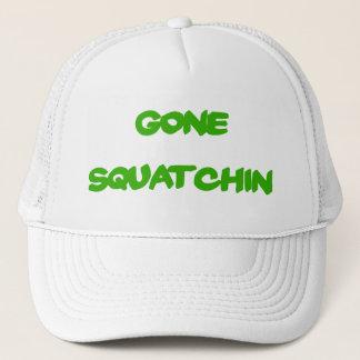Boné Chapéu ido de Squatchin