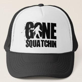 Boné Chapéu ido do camionista de Squatcin