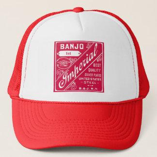 Boné Chapéu imperial dos camionistas de Strngs