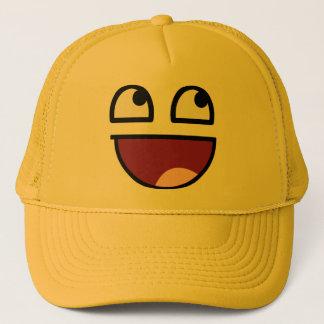 Boné Chapéu impressionante do smiley