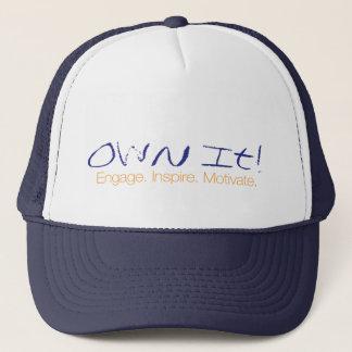 Boné Chapéu inspirador