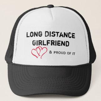 Boné Chapéu interurbano do namorada