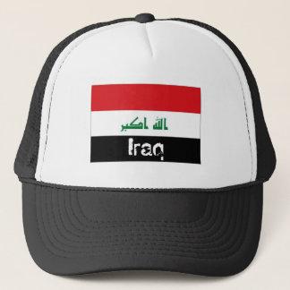 Boné Chapéu iraquiano da lembrança da bandeira de