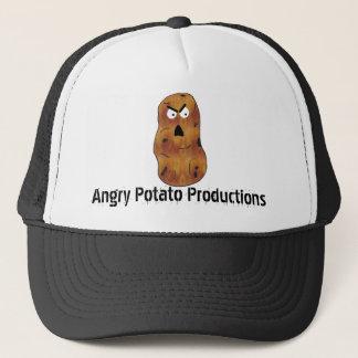 Boné Chapéu irritado das produções da batata