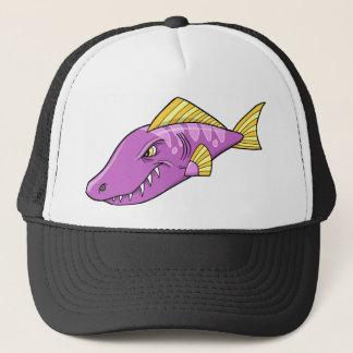 Boné Chapéu irritado médio dos peixes