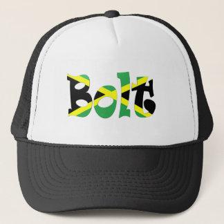 Boné Chapéu jamaicano da bandeira de Usain Bolt