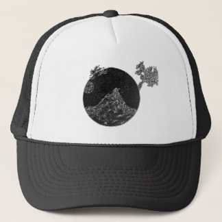 Boné Chapéu legal de Trucky