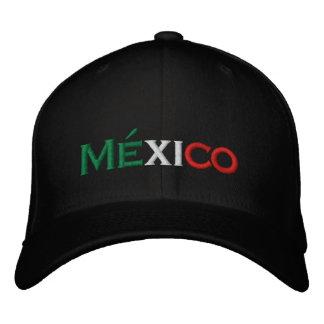 Boné Chapéu: Lindo de México, tri cor