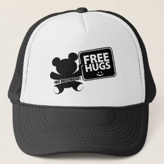 Boné Chapéu livre do camionista do urso dos abraços