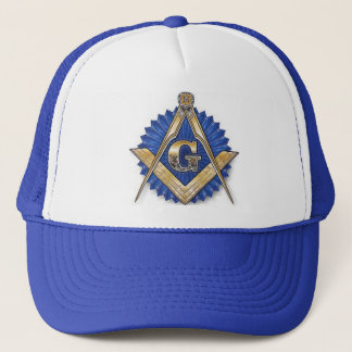Boné Chapéu maçónico