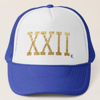 Boné chapéu mágico do camionista 22k
