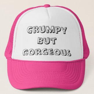 Boné Chapéu mal-humorado mas lindo da rua