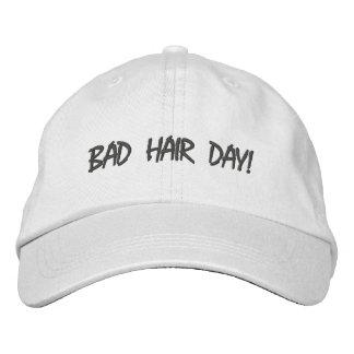 Boné Chapéu mau ajustável do dia do cabelo