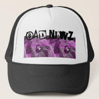 Boné Chapéu mau do camionista de Newz
