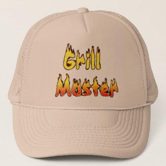 Boné Chapéu mestre da grade