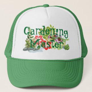 Boné Chapéu mestre de jardinagem do camionista!