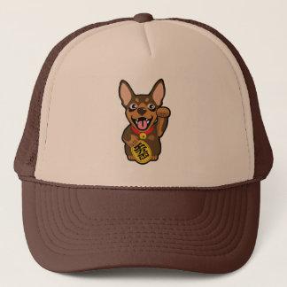 Boné Chapéu mínimo do proprietário do cão do Pin do