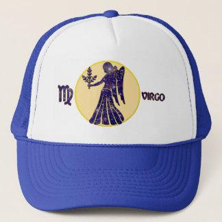 Boné Chapéu moderno do camionista do desenhista da