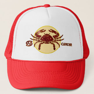 Boné Chapéu moderno do camionista do desenhista do rubi