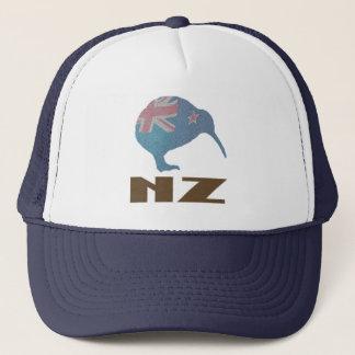 Boné Chapéu moderno do camionista do quivi de Nova