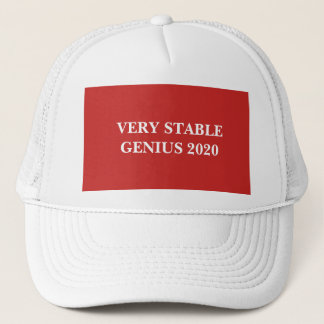Boné Chapéu muito estável do camionista do gênio