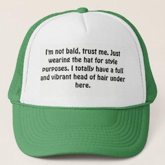 Boné Chapéu nao calvo