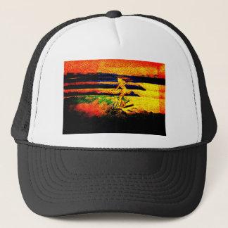 Boné Chapéu Noseride Cali do camionista do surfista do