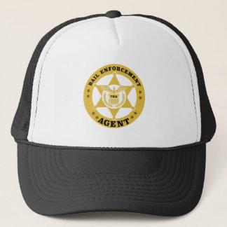 Boné Chapéu oficial do AGENTE de APLICAÇÃO da CAUÇÃO
