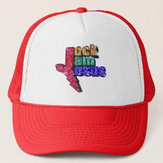 Boné Chapéu oficial do camionista de Jesus do doce do