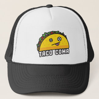 Boné Chapéu oficial do design do coma do Taco