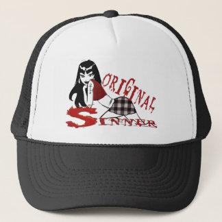 Boné Chapéu original da menina do pecador